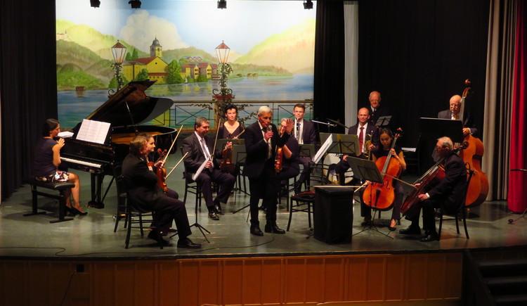 Konzert Musik zur Sommerfrische