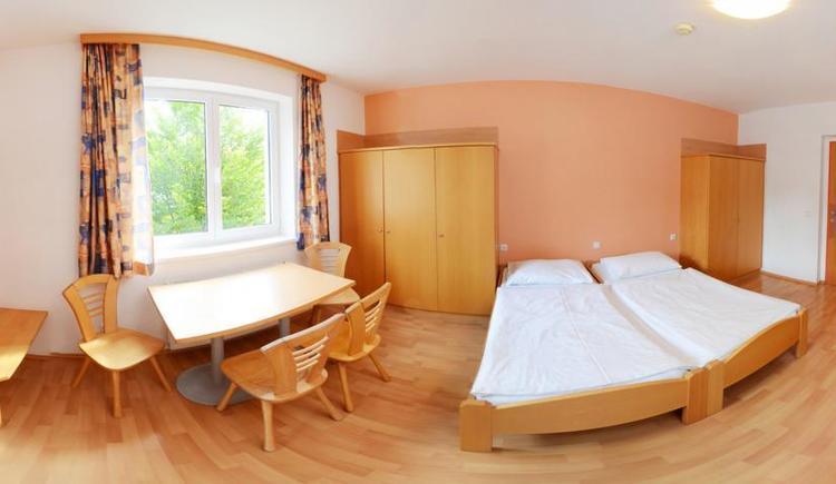 Panorama Zimmer (© JUTEL)