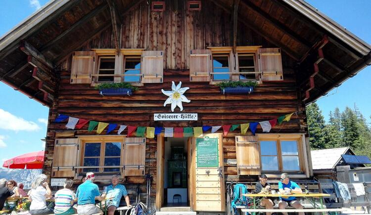 Wundervolle Wanderung zur Goiserer Hütte. (© Haböck Adelheid)