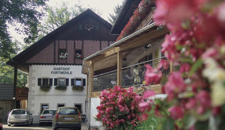 Furtmuehle. (© Ferienregion Böhmerwald)