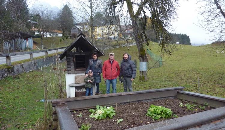 Geführte Wanderung zu den Dörrhütten in Bad Goisern am Hallstättersee. (© Rudi Aumüller)