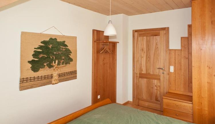 Schlafzimmer Appartement 1 (© Kronberger)