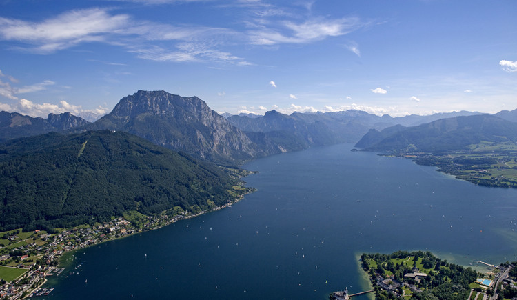 Traunsee (© TVB Traunsee-Almtal)
