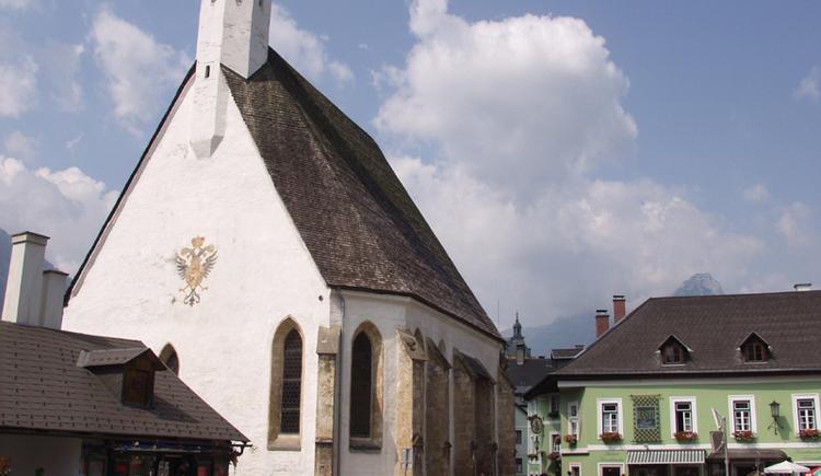 Spitalkirche. (© TVB Ausseerland - Salzkammergut, K&S)