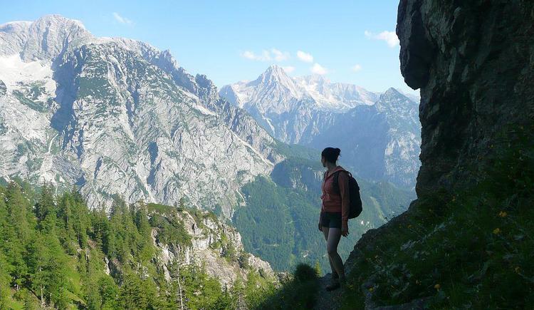 Wanderung am Dolomitensteig