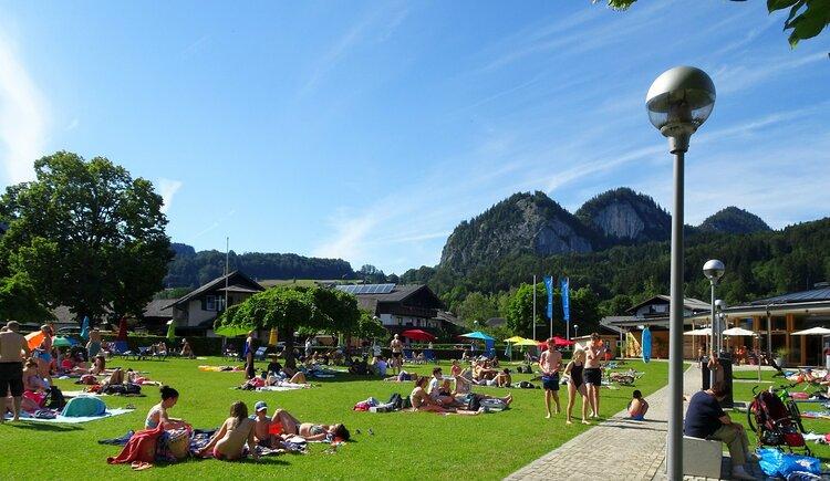 Strandbad Sankt Gilgen 4 (© WTG)