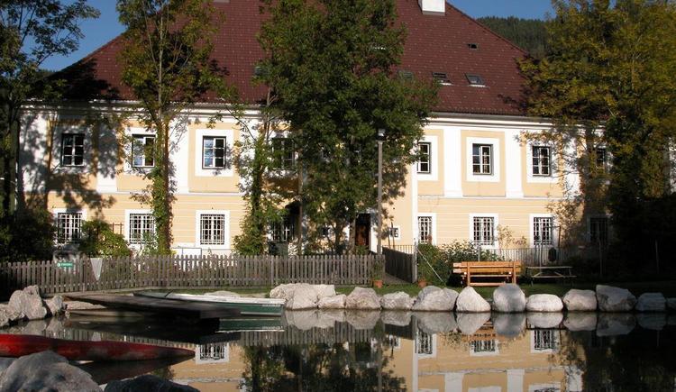Teichanlage (© Schürrer)