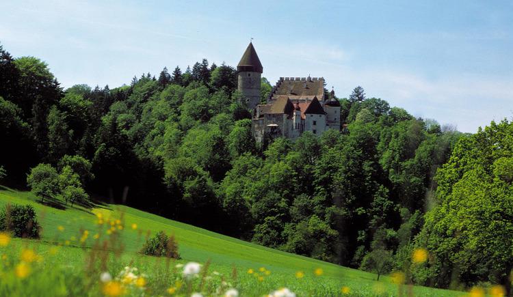 Klam: Burg Clam (© OÖ.Tourismus/Fersterer)