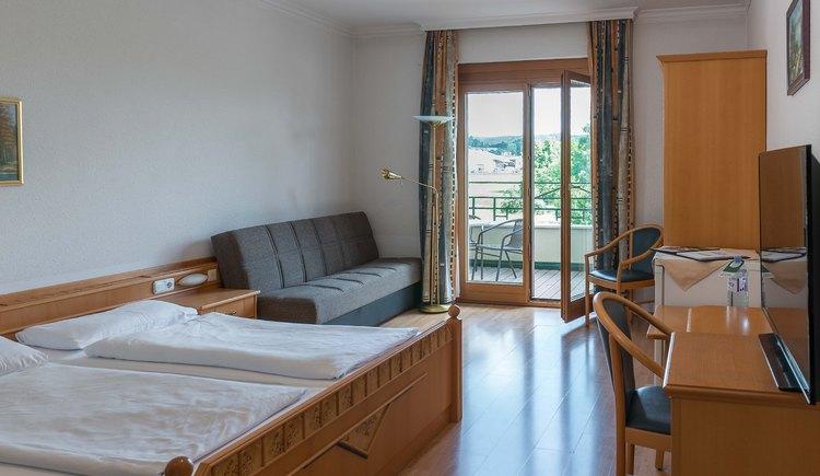 Zimmer Gästehaus (© Leonfeldnerhof)