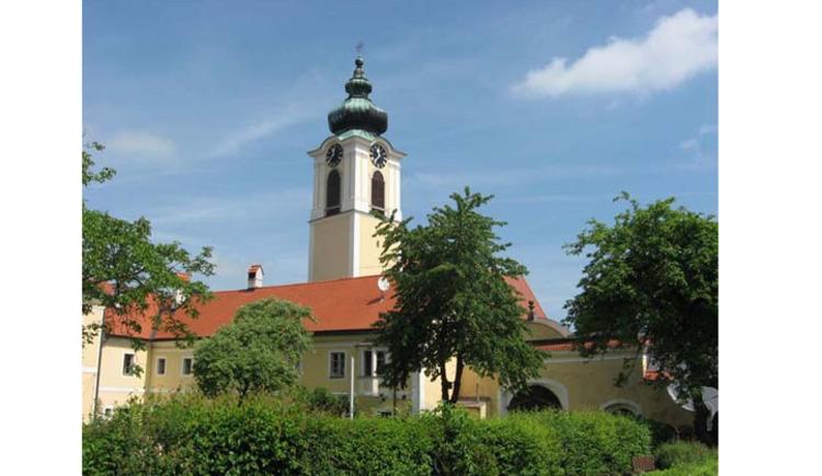 Pfarrhof_Pfarrkirchen (© Hapi)