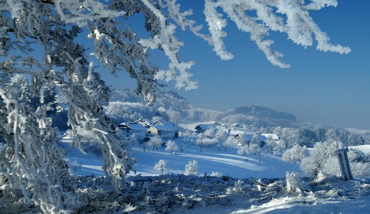 Pramet,  Winter. (© Innviertel Tourismus)