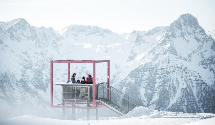 Pyhrn Priel Winter Panorama (© Oberösterreich Tourismus GmbH/Moritz Ablinger)