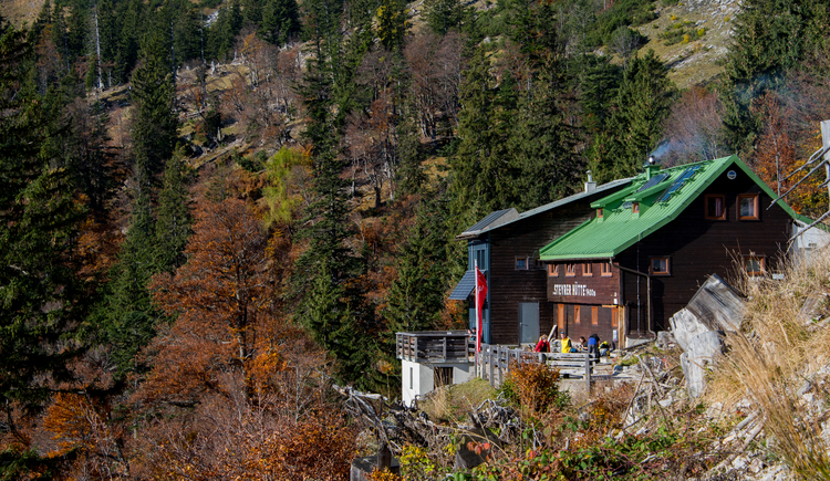 Steyrerhütte (© TVB Pyhrn-Priel/Kerbl)