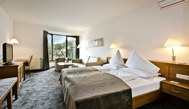 Doppelzimmer. (© Hotel Goldenes Schiff)