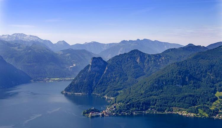 Panorama Traunkirchen (© MTV Ferienregion Traunsee)