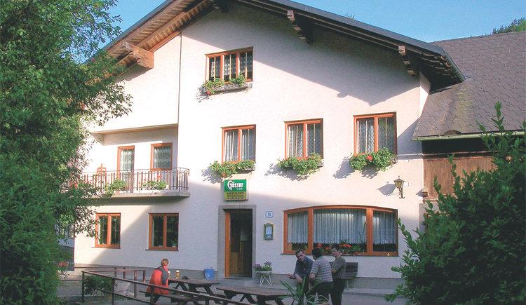 Gasthaus Stubauer - Gaflenz (© TV Nationalpark Region Ennstal)