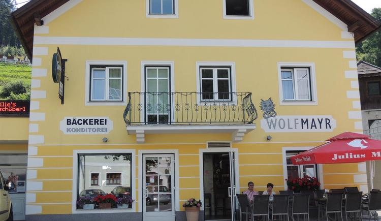 Bäckerei Wolfmayr