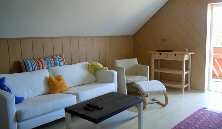 rooming green seeblick-wohnbereich (© Johanna Kiebler)