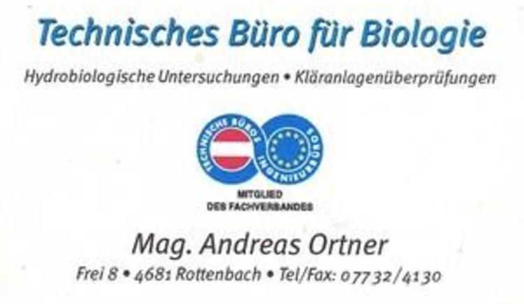 Technisches Büro für Biologie