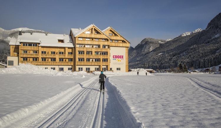 COOEE alpin Hotel Dachstein in Gosau. (© COOEE alpin Hotel Dachstein)