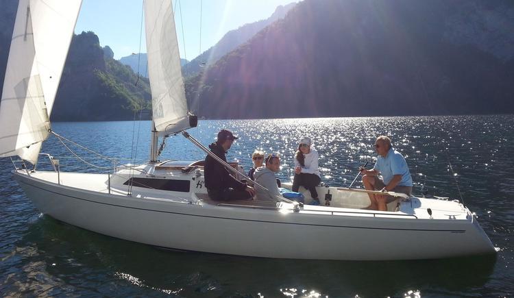 Traunsee Yachting Tour (© Robert Kreuzer)