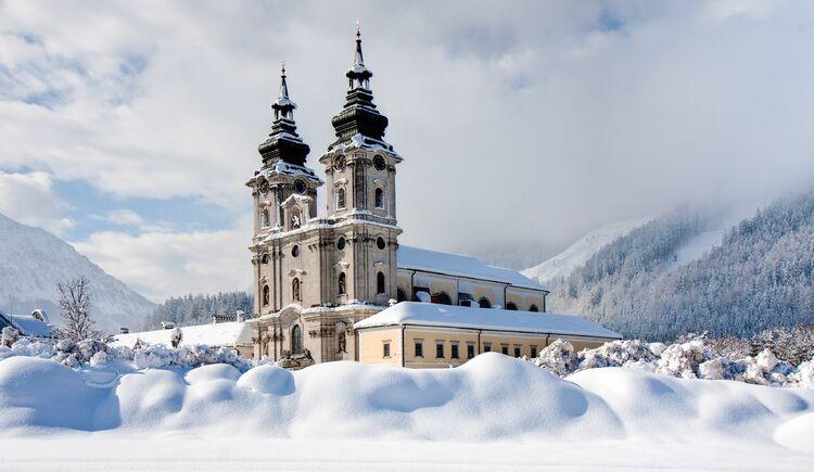 Stiftskirche (© TVB Pyhrn-Priel/Bruno Sulzbacher)