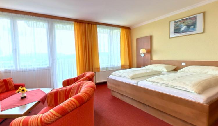 Doppelzimmer Hotel Lohninger-Schober.