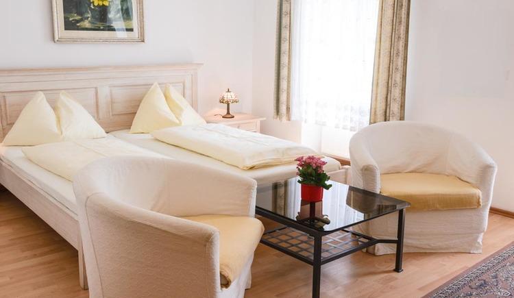 Doppelzimmer. (© Hotel Stadt Salzburg)