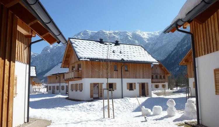 Resort im Winter. (© ©Resort Obertraun)