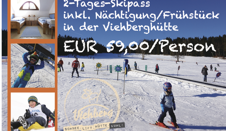 2 Tages Angebot (© Viehberglifte)