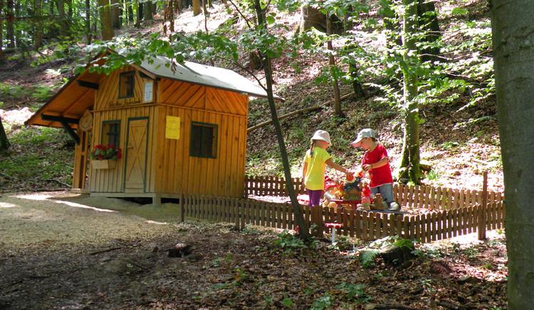 Märchenwanderweg (© Tourismusverband Attersee-Attergau)