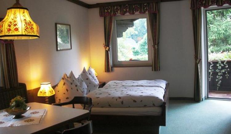 Familienzimmer im Landhaus Bürtlmair in Hinterstod (© Bürtlmair)