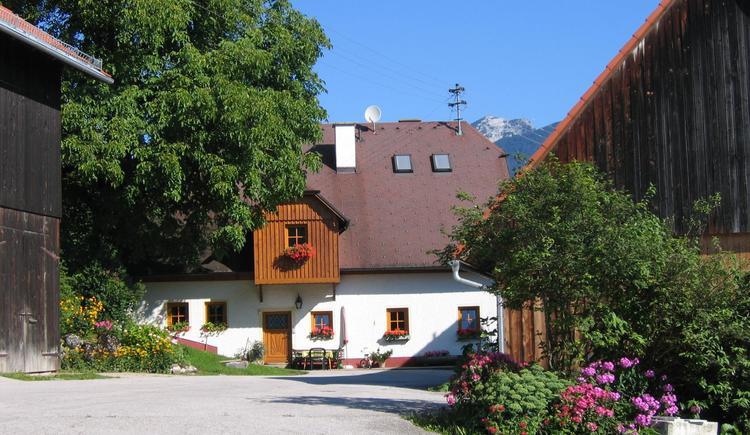 Gästehof Annerl im Sommer (© Gästehof Annerl)