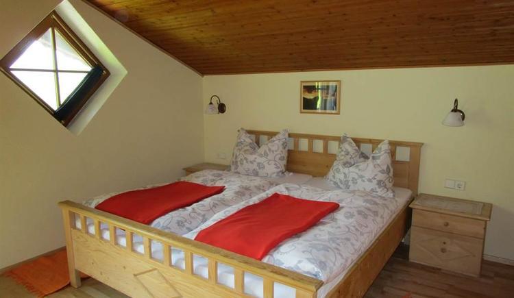Elternschlafzimmer (© Urbanhof)
