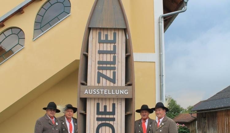 Die Zille. (© Schiffleut v.o. Donautal)
