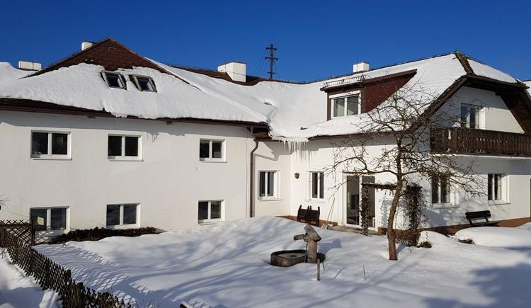 Haus Winter (© Ferienwohnung Führlinger | Privat)