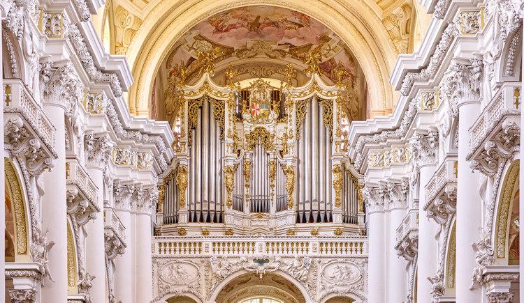 Stift St. Florian, Brucknerorgel