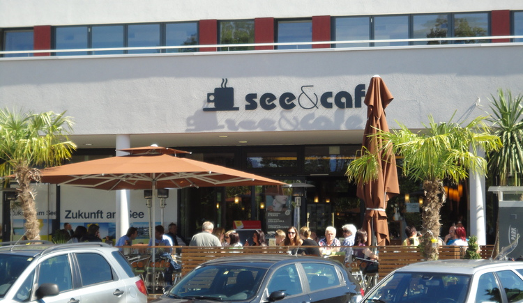 Seecafe (© Ferienregion Attersee-Salzkammergut)