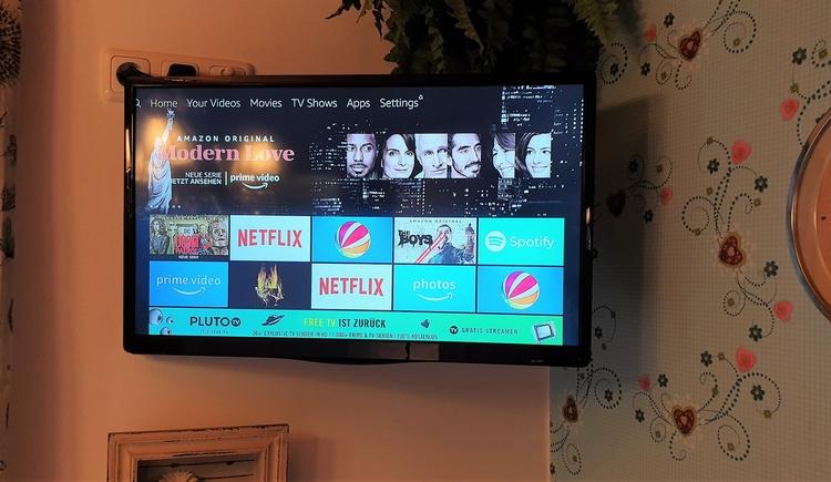 FeWo 1 - SmartTV mit Netflix (© Landhaus Osborne)
