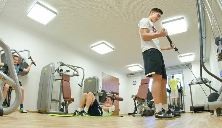 Karlingerhaus_Fitnessraum