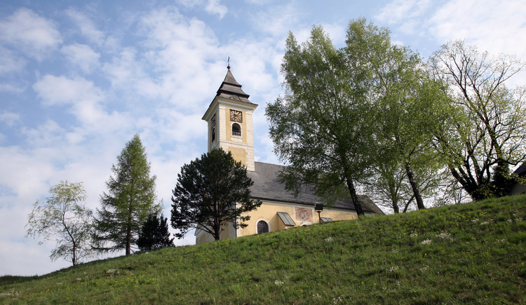 Georgenberg Kirche (© K. Mitterhauser)