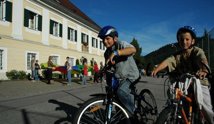 Fahrradgarage (© Schürrer)