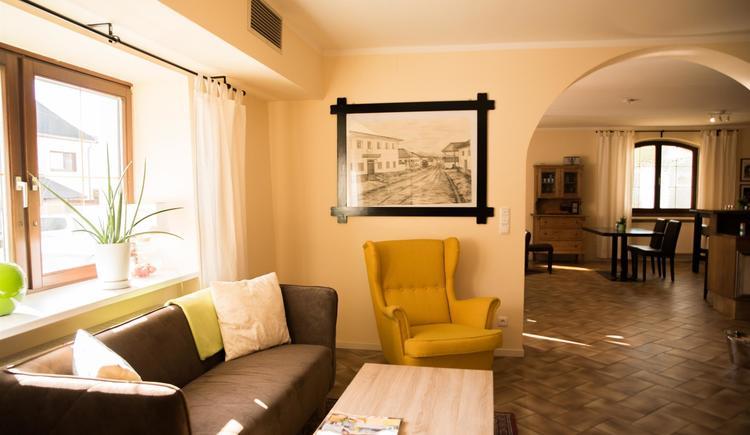 Gästewohnzimmer/5 (© Privat)