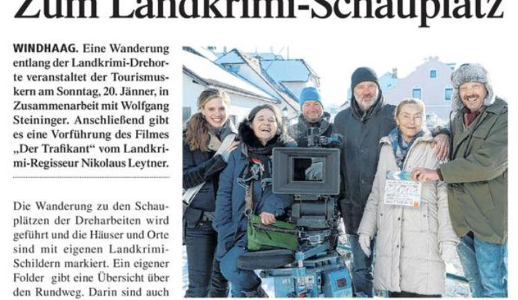 Tips-Artikel 2019 (© Tips Freistadt)