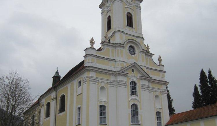 Stiftskirche außen