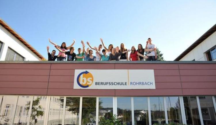 Berufsschule Rohrbach-Berg (© Privat)