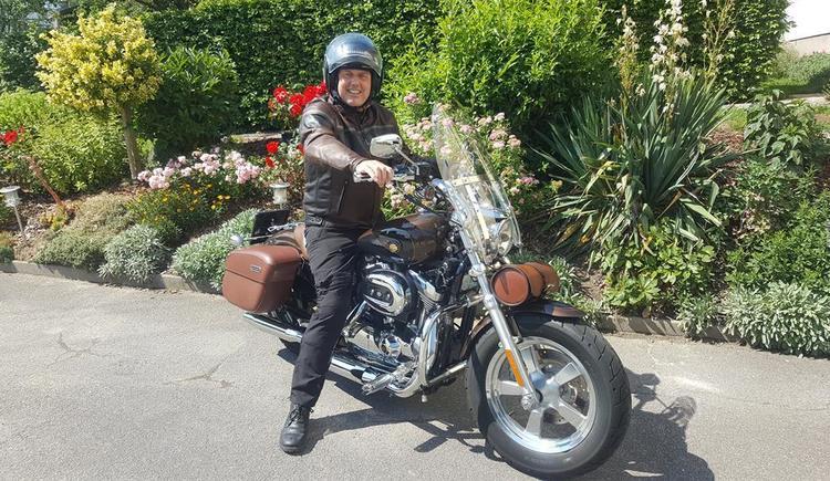 Motorradtour (© Privat)