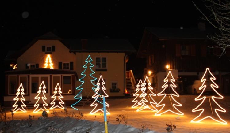 Weihnachtszeit - die sch\u00f6nste Zeit. (© Manuela Windhager)