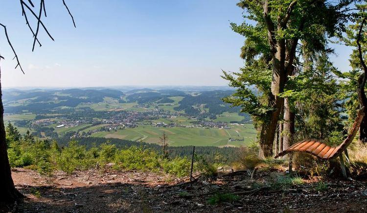 Traumhafte Ausblicke auf den Wanderwegen (© Ferienregion Böhmerwald | Weissenbrunner)