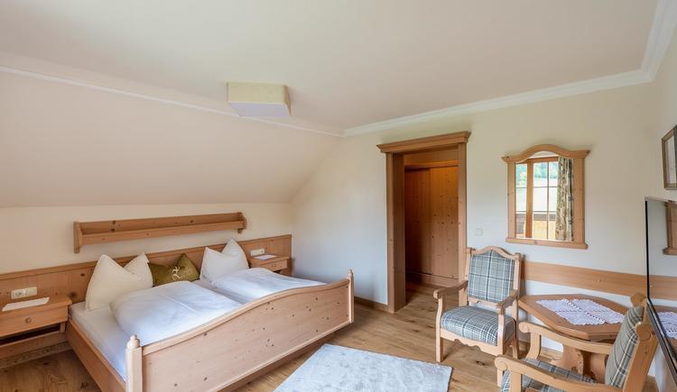 Komfort-Doppelzimmer (© Hochlackenhof)